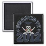 Pirate Graduate 2012 magnet