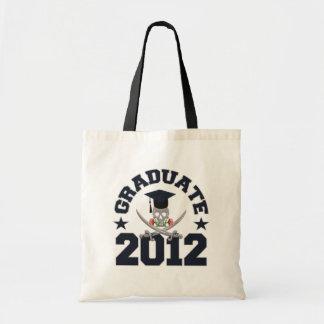 Pirate Graduate bag - choose style & color