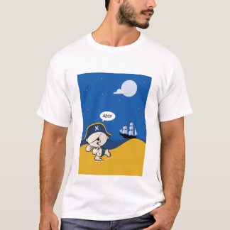 Pirate Graphic Tee for kids