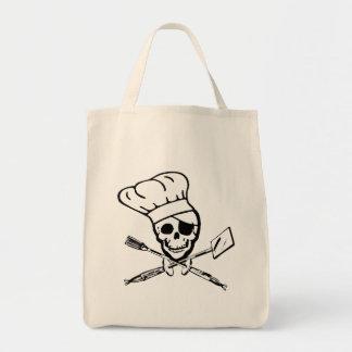 Pirate Grill Chef Tote