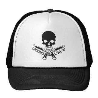 Pirate Groom's Crew Hat