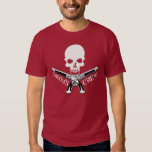 Pirate Groom's Crew Shirt