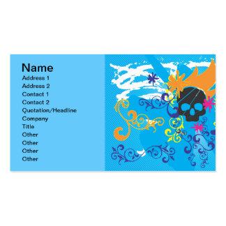 Pirate-Grunge-Graphics.ai Business Card