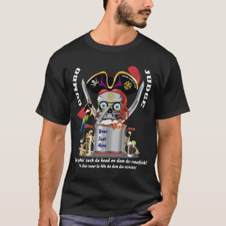 Pirate Gumbo 2 Men All Styles DARK View Hint T-Shirt