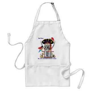 Pirate Gumbo All Styles View Hints Adult Apron