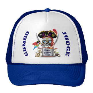 Pirate Gumbo All Styles View Hints Trucker Hat