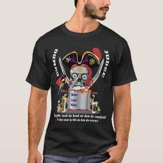 Pirate Gumbo Men All Styles DARK View Hint T-Shirt