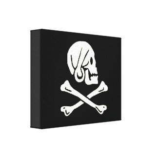 pirate-henry-every canvas print
