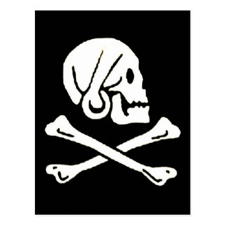 pirate-henry-every post cards