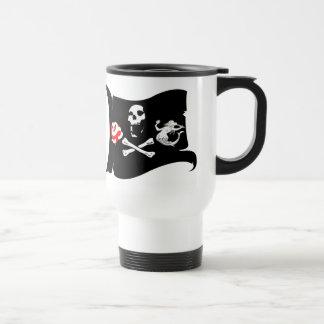 Pirate Icon #12 Travel Mug