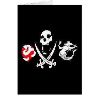 Pirate Icon #13 Card