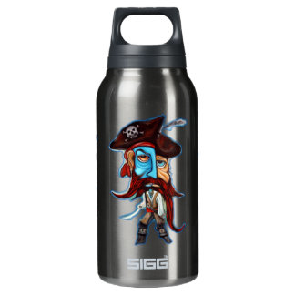 Pirate Insulated Water Bottle