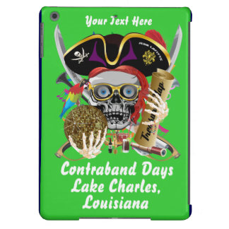 Pirate iPad Air CMate Plus View About Design Case For iPad Air