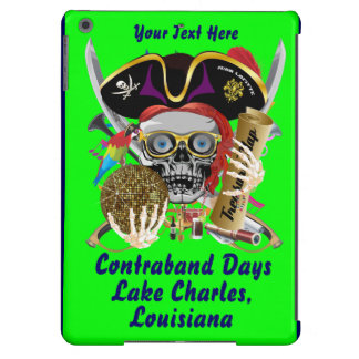 Pirate iPad Air CMate Plus View About Design iPad Air Cases