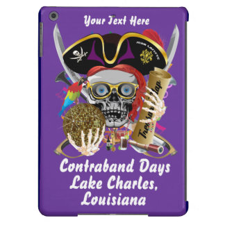 Pirate iPad Air CMate Plus View About Design iPad Air Cover
