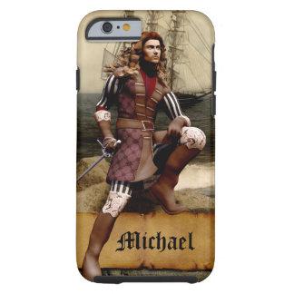 Pirate iPhone 6 Personalized Case Tough iPhone 6 Case