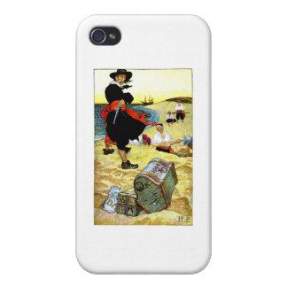 pirate iPhone 4 case