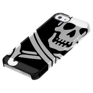 Pirate Uncommon Clearly™ Deflector iPhone 5 Case