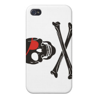 PIRATE CASE FOR iPhone 4