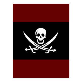 pirate-jack-rackham postcard