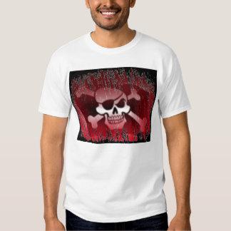 Pirate Jolly Roger edun LIVE Toddler T-Shirt