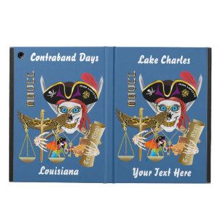 Pirate Judge iPad Air, Mini+2/3/4 Read About iPad Air Cover