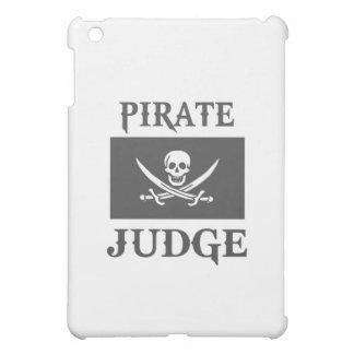 Pirate Judge iPad Mini Cover