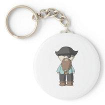 Pirate Keychain