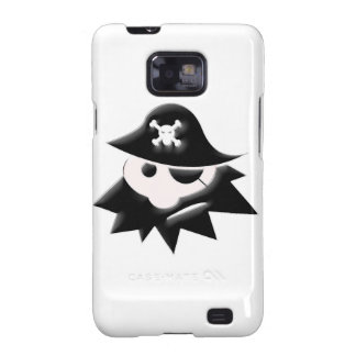 Pirate Kid Galaxy S2 Cases