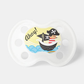 Pirate Kid Pacifier