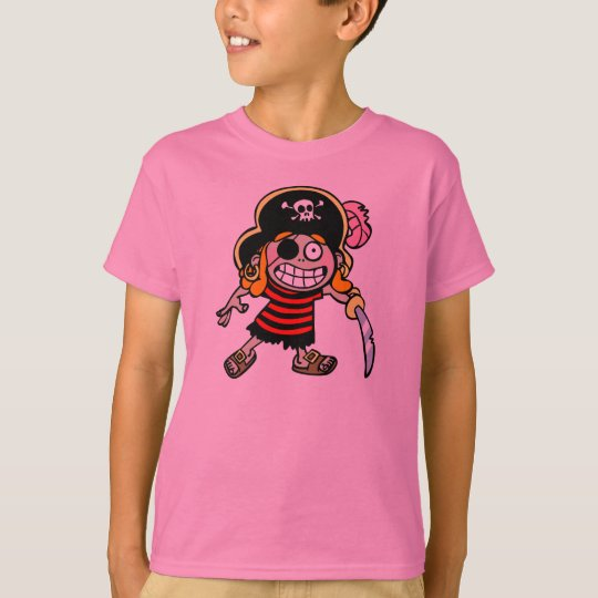 PIRATE KID WITH SWORD T-Shirt