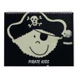 Pirate Kids Calendar