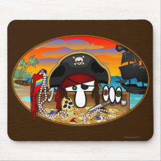 Pirate Kilroy Mousepad