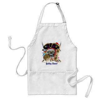 Pirate King All Styles Important View Hint Adult Apron