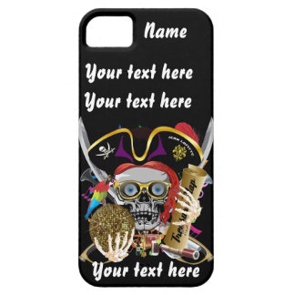 Pirate King All Styles Important View Hint iPhone 5 Covers