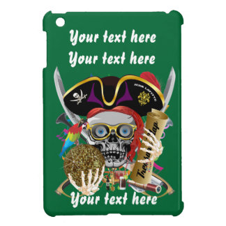Pirate King All Styles Important View Hint iPad Mini Cover