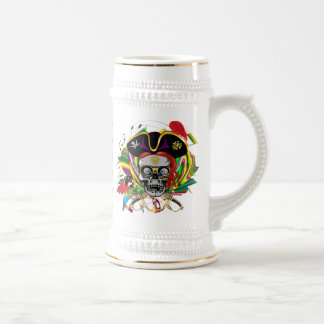Pirate King All Styles  View Hint Beer Stein