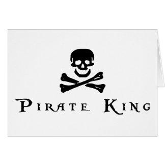 Pirate King Card