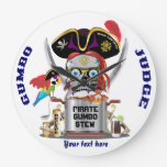 Pirate King of Kings Important View Hints Wall Clock