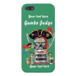 Pirate King of Kings  Important View Hints iPhone 5 Cover
