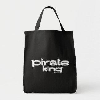 Pirate King Tote Bag