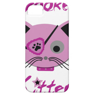 Pirate Kitty iPhone 5 case