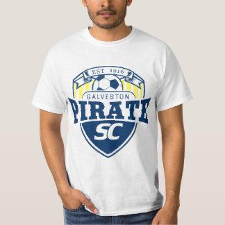 Pirate Large Logo Tee Shirt