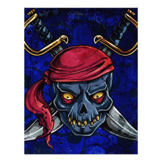 Pirate Letterhead