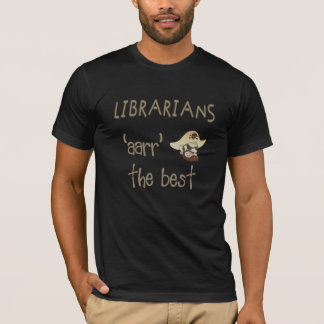 Pirate Librarian T-Shirt