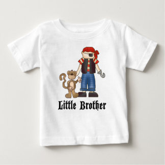 Pirate Little Brother T-shirts