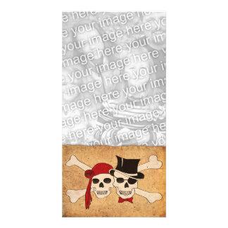 pirate love card