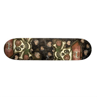 Pirate Love Graphic Skateboard