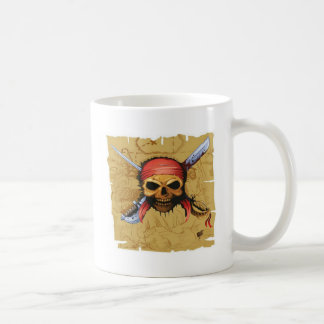 Pirate main design coffee mug