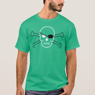 pirate man T-Shirt
